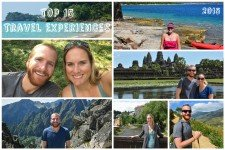 Top 15 Travel Experiences 2015