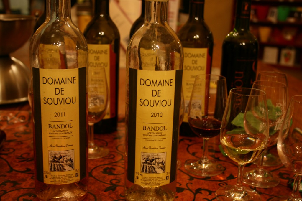 Domaine de Souvou wines