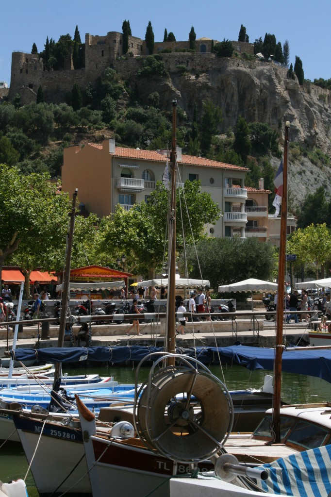 Seaside Cassis France
