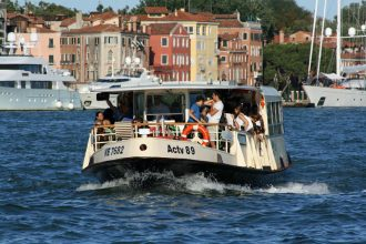 Venice Water Taxi: From Marco Polo Airport to Venice and Around the City