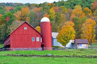 Fall in Vermont – Best Places to Visit