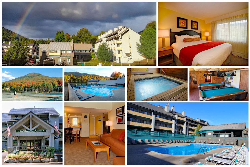 Lincoln NH Resorts