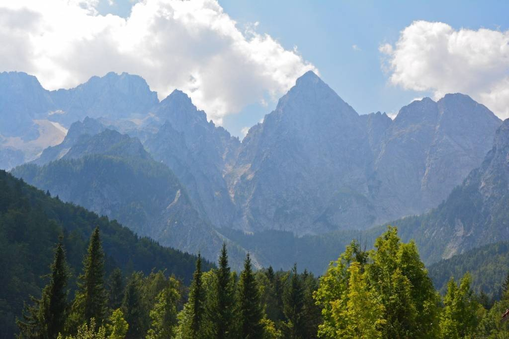 Julian Alps Slovenia