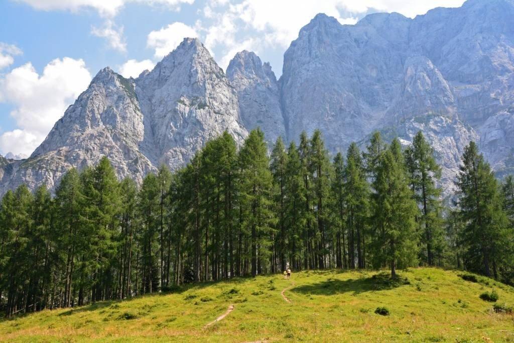 Vrsic Pass - Julian Alps - Slovenia