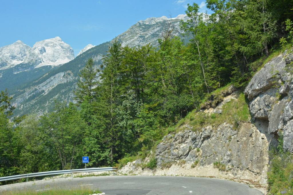 Vrsic Pass - Slovenia