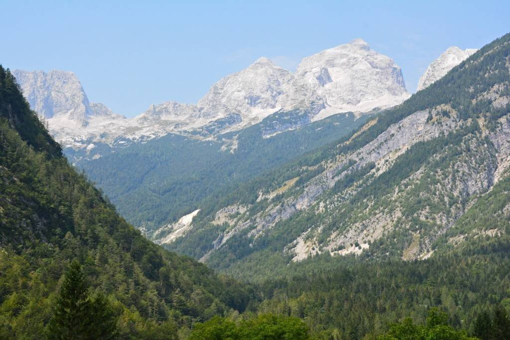 Vrsic Pass - Julian Alps - Slovenia