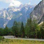 Vrsic Pass: A Drive Through the Julian Alps in Slovenia