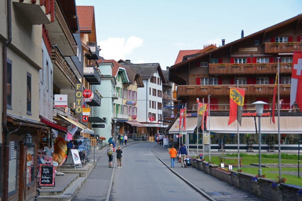 Wengen A Car Free Alpine Village