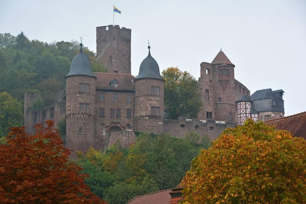 Burg Wertheim Castle