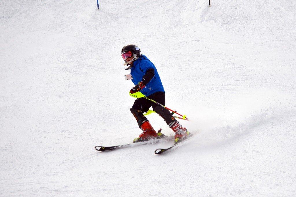 Alpine Skiier