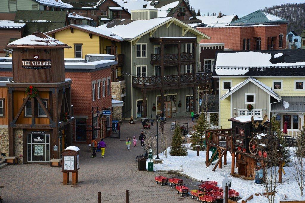 The Village Winter Park Colorado