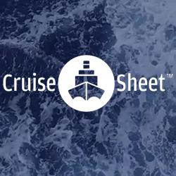 Cruise Sheet