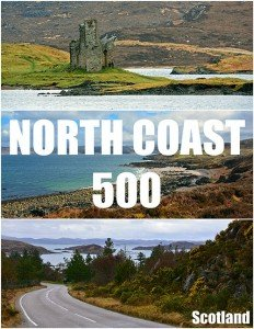 NC500 Destination Guide Cover